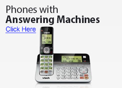 Phones with Answering Machines