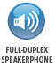 Full Duplex Speakerphone