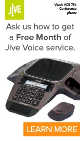 Jive Audio Conferencing