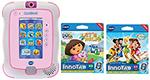 Vtech Toys 80-157850 + (1) 80-230300 + (1) 80-230600 Vtech Learning Ta