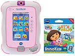 Vtech Toys 80-157850 + (1) 80-230600 Vtech Learning Tablet + Free Inno