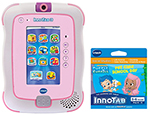 Vtech Toys 80-157850 + (1) 80-232200 Vtech Learning Tablet + Free Inno