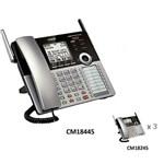 VTech CM18445 plus (3) CM18245 4 Line Corded Phone