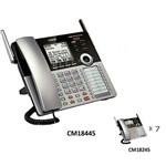 VTech CM18445 plus (7) CM18245 4 Line Corded Phone