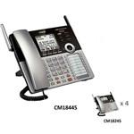 VTech CM18445 plus (4) CM18245 4 Line Corded Phone