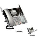 VTech CM18445 plus (2) CM18245 4 Line Corded Phone