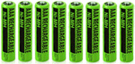 VTech Battery for VTech NiMH AAA (8-Pack) NiMh AAA Batteries 2-Pack