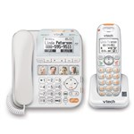VTech SN6147 CareLine Corded Cordless Answering System
