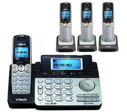 VTech Business Phones vtech ds6151 3 ds6101