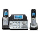 VTech DS6151 (1) DS6101 2 Line Expandable cordless phone