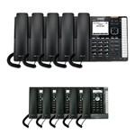 VTech VSP736 (5 Pack) VSP726 (5 Pack) ErisTerminal DECT SIP Deskset