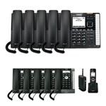 VTech VSP736 (5 Pack) VSP726 (5 Pack) VSP600 ErisTerminal DECT SIP Des