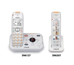 Corded/ Cordless Phones vetch sn6127 1 sn6307