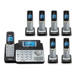 VTech DS6151 (6) DS6101 2 Line Expandable cordless phone