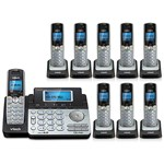 VTech DS6151 (8) DS6101 2 Line Expandable cordless phone