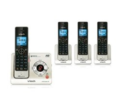 VTech Cordless Wall Mountable Phones   VTech ls6425 4