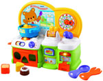 VTech 80-123800 Lil' Baker Smart Kitchen 44900-5