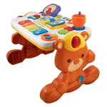 VTech Toys 80-123400 2-in-1 Discovery Table - Ages 12-36 Months 45182-5