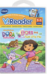 Vtech Toys 80-280900 V.Reader Dora and the Three Little Pigs Cartridge