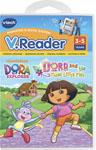 VTech Toys 80-280900 V.Reader Dora and the Three Little Pigs Cartridge