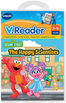 VTech Toys 80-281300 V.Reader Elmo the Happy Scientist Cartridge - Age