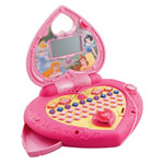 VTech Toys 80-110100 Princess Magical Learning Laptop - Ages 4-7
