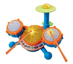 VTech Kids Pre School Learning vtech kidibeats drum set 80 134400