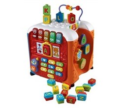 Vtech Toys Shop by Age vtech alphabet activity cube 80 135400