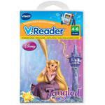 VTech Toys 80-281500 VTech V.Reader Software - Tangled 52335-5