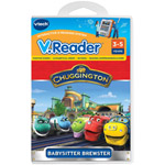 VTech Toys 80-281600 VTech V.Reader Software - Chuggington