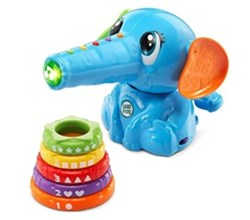 Vtech Toys LeapFrog by Vtech stack and tumble elephant by vtech