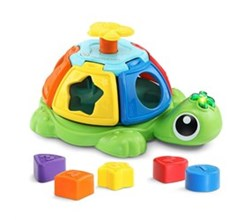 Vtech Toys 9 12 Months sorting surprise turtle by vtech