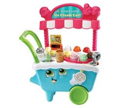 Vtech Toys 3 36 Months scoop and learn ice cream cart by vtech