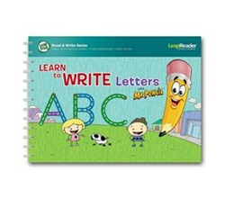 Vtech Toys 4  Years leapreader deluxe writing workbook by vtech
