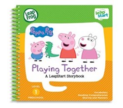 Vtech Reading Systems leapstart peppa pig by vtech