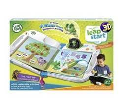 Vtech Reading Systems leapstart 3d green by vtech