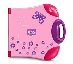 Vtech Reading Systems leapstart 3d pink by vtech