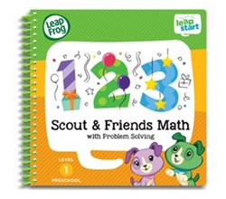 Vtech Reading Systems leapstart scout friends math by vtech