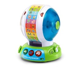 Vtech Toys Birth  spin and sing alphabet zoo by vtech