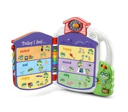 Vtech Leapfrog Academy tad s get ready for school book by vtech