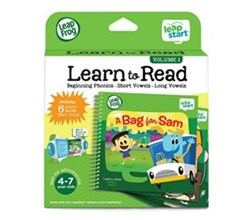 Vtech Toys 4  Years leapstart learn to read volume 1 by vtech 80 489900