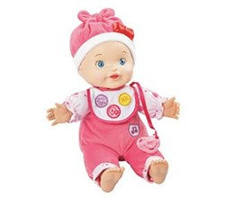 Vtech Toys Baby Amaze vtech baby amaze learn to talk and read baby doll 80 153900