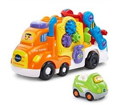 Vtech Toys Gifts Under 30 Dollars vtech go go smart wheels deluxe car carrier 80 189500