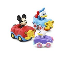 Vtech Toys Shop by Age Group vtech assortment 1 disney starter vehicles 80 405000