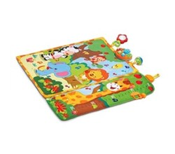 Vtech Toys 12 24 Months vtech giggle and grow jungle playmat