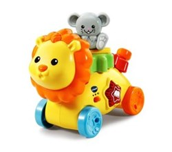 Vtech Toys View All vtech gearzooz gearbuddies lion and mouse