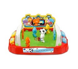 Vtech Toys View All vtech pop and score soccer