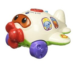 Vtech Toys 3  Months vtech fly and learn airplane