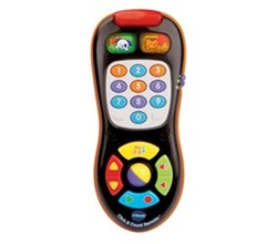 Vtech Toys 3  Months vtech click and count remote