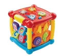 Vtech Toys 3  Months vtech busy learners activity cube